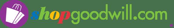 Goodwill online shop logo