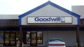 Goodwill Ashland retail storefront