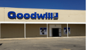 Goodwill Lexington/Mansfield retail storefront