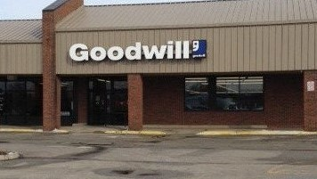 Goodwill Northfield retail storefront
