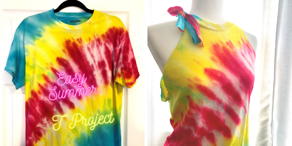 Easy Summer T-Shirt Project