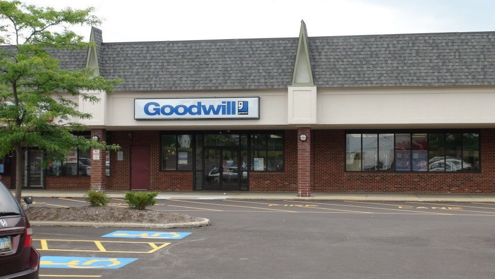 Goodwill Twinsburg retail storefront