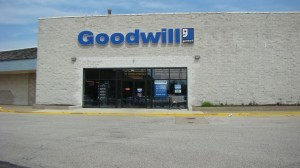 Goodwill Wadsworth retail storefront