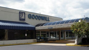 Goodwill Akron retail storefront